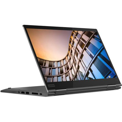 "Lenovo ThinkPad X1 Yoga 4th Gen 20QF000RUS 14"" Touchscreen 2 in 1 Ultrabook Laptop (1.80 GHz Intel Core-i7-8565U, 8 GB DDR4 SDRAM, 256 GB SSD, Windows 10 Pro)"