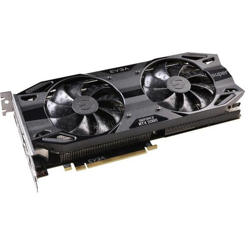 EVGA GeForce RTX 2080 Super Graphic Card 08G-P4-3081-KR - 8 GB GDDR6