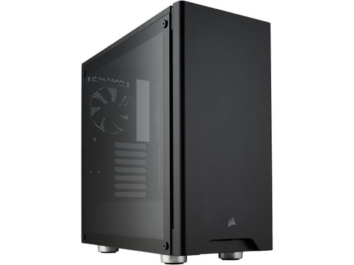 Corsair Carbide Series 275R (CC-9011132-WW) Black Steel / Plastic / Tempered Glass ATX Mid Tower Gaming Case