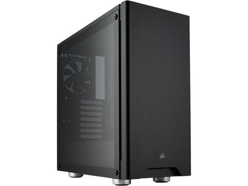 Corsair Carbide Series 275R (CC-9011132-WW) Black Steel / Plastic / Tempered Glass ATX Mid Tower Gaming Case