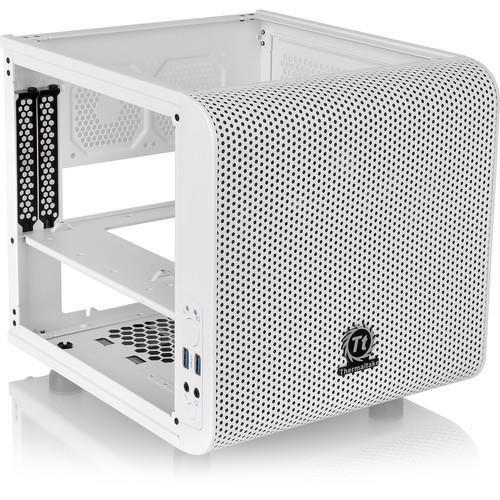 Thermaltake Core V1 Snow Edition CA-1B8-00S6WN-01 Mini ITX Chassis
