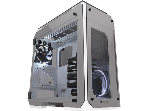 Thermaltake View 71 CA-1I7-00F6WN-00 Computer Case with Tempered Glass Window