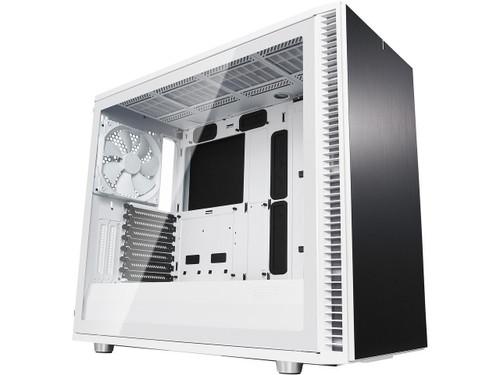 Fractal Design FD-CA-DEF-S2-WT-TGC Define S2 - Tempered Glass Computer Case