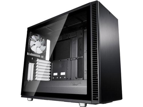 Fractal Design FD-CA-DEF-S2-BK-TGL Define S2 - Tempered Glass Computer Case