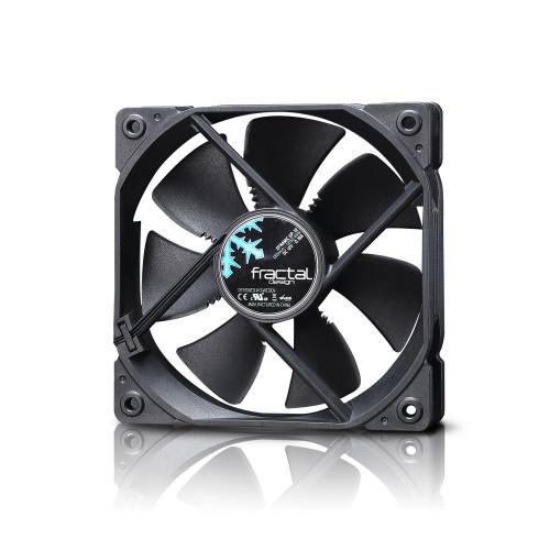 Fractal Design FD-FAN-DYN-GP12-W Dynamic GP-12 120mm Cooling Fan White