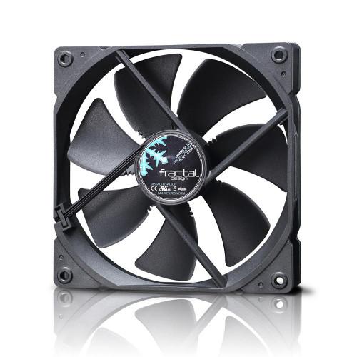 Fractal Design FD-FAN-DYN-GP14-BK Dynamic GP-14 140 mm Cooling Fan Black