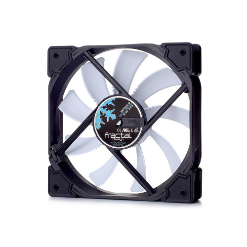 Fractal Design FD-FAN-VENT-HF12-WT Venturi HF-12 Cooling Fan - White