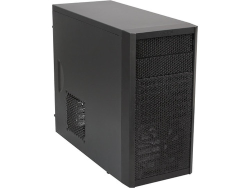 Fractal Design FD-CA-CORE-1000-USB3-BL Core 1000 USB 3.0 Mini Tower