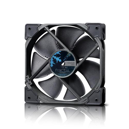 Fractal Design FD-FAN-VENT-HP12-PWM-BK Venturi Venturi HP12 PWM - Black