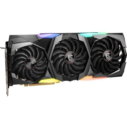 MSI GeForce RTX 2070 G207S-GT SUPER GAMING X TRIO Graphic Card - 8 GB GDDR6