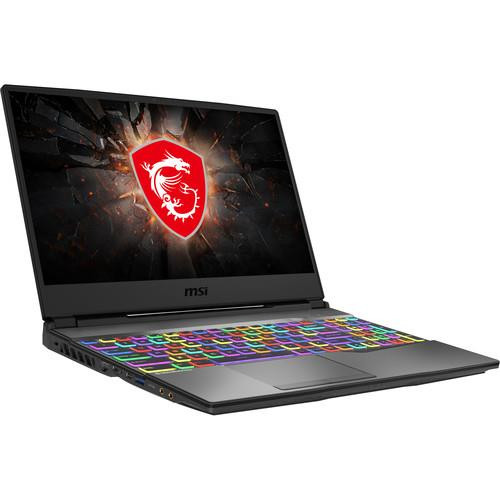 "MSI GP65 Leopard 9SD-226 15.6"" Gaming Laptop (2.60 GHz Intel Core-i7-9750H, 16 GB DDR4 SDRAM, 512 GB SSD, Windows 10 Home)"