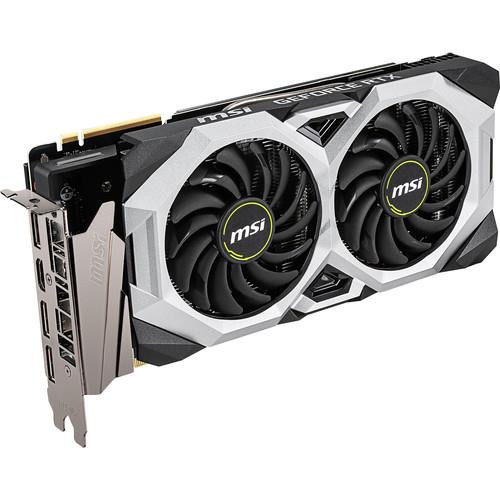 MSI VENTUS GeForce RTX 2070 G207S-VC SUPER VENTUS OC GeForce RTX 2070 SUPER Graphic Card - 8 GB GDDR6