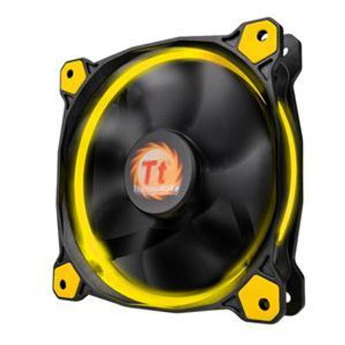 Thermaltake Riing 14 CL-F039-PL14YL-A High Static Pressure LED Radiator Fan