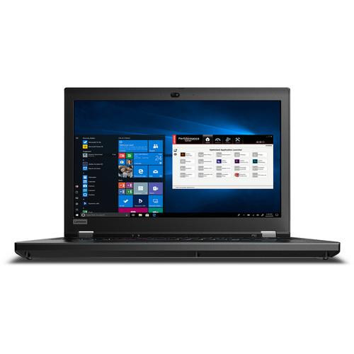 "Lenovo ThinkPad P53 20QN001FUS 15.6"" Touchscreen Mobile Workstation Laptop (2.60 GHz Intel Core-i7-9850H, 16 GB DDR4 SDRAM, 512 GB SSD, Windows 10 Pro)"