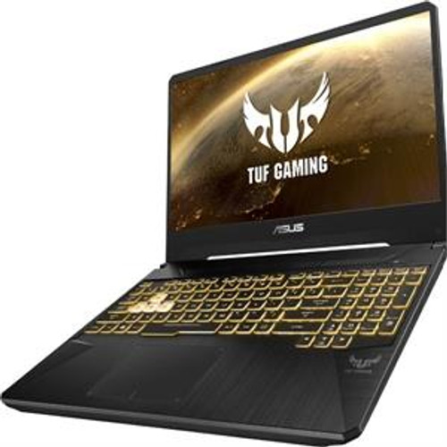 "ASUS TUF FX505DT-EB73 15.6"" Gaming Laptop (2.30 GHz AMD Ryzen-7-3750H, 8 GB DDR4 SDRAM, 512 GB SSD, Windows 10 Home)"