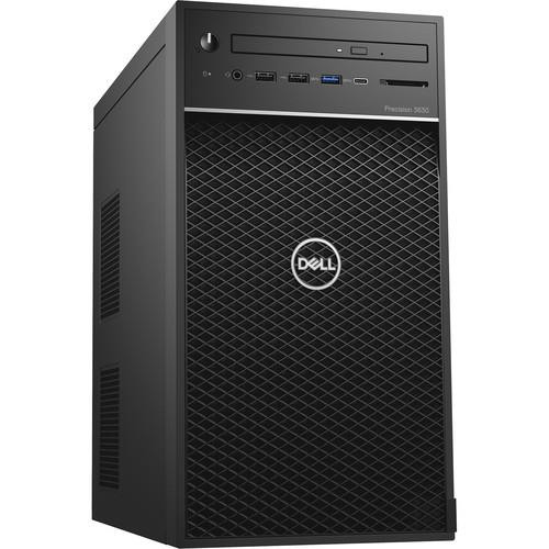 Dell Precision 3000 3630 Workstation Desktop (3 GHz Intel Core-i5-8500, 8 GB DDR4 SDRAM, 1 TB HDD, Windows 10 Pro)