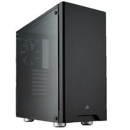 Corsair Carbide Series CC-9011130-WW 275R Mid-Tower Gaming Case - Black