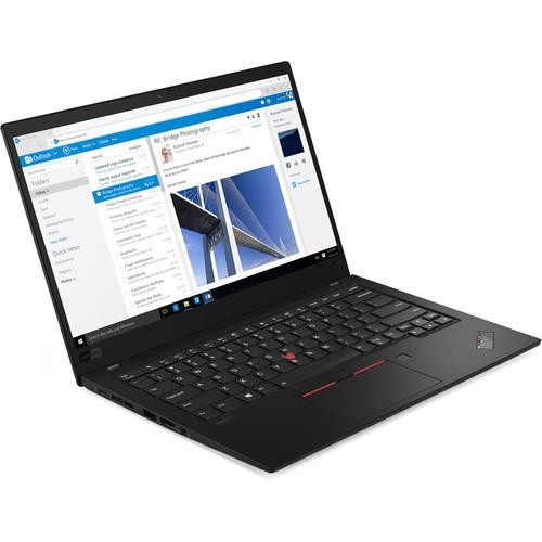 "Lenovo ThinkPad X1 Carbon 7th Gen 20QD000SUS 14"" Ultrabook Laptop (1.90 GHz Intel Core-i7-8665U, 16 GB DDR4 SDRAM, 1 TB SSD, Windows 10 Pro)"