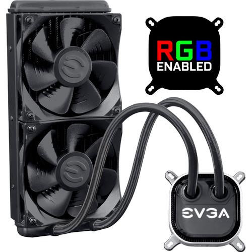 EVGA CLC 240 400-HY-CL24-V1 Cooling Fan/Water Block