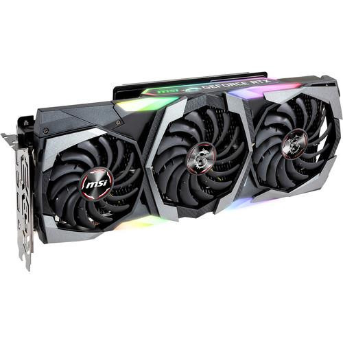 MSI GeForce RTX 2080 SUPER GAMING X TRIO Graphics Card G208S-GXT
