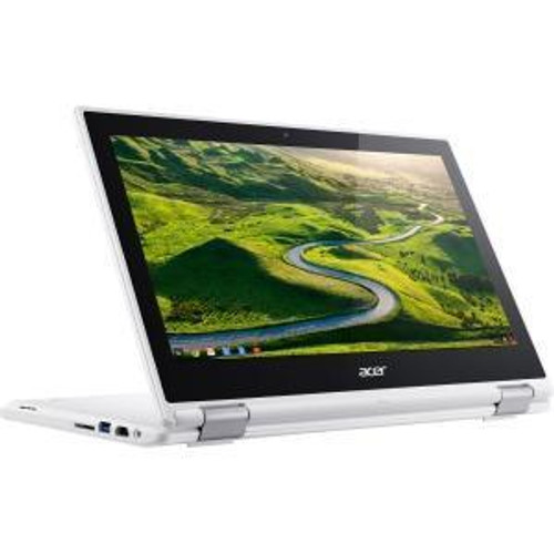 "Acer R 11 CB5-132T-C9KK 11.6"" Touchscreen Chromebook Laptop (1.60 GHz Intel Celeron N3160, 4 GB DDR4 SDRAM, 32 GB Flash Memory, Chrome OS)"