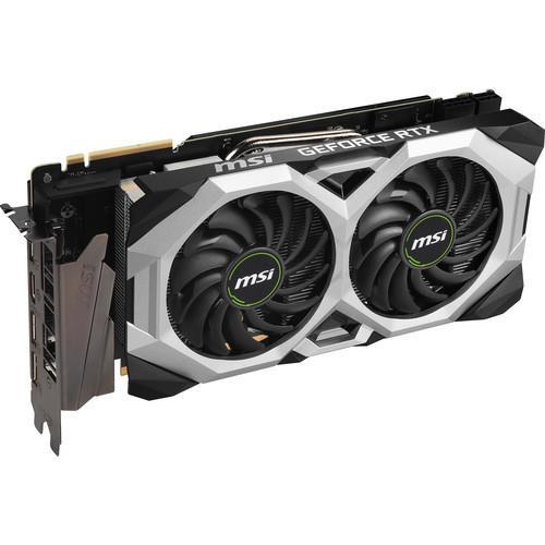 MSI G2080SVXC NVIDIA GeForce RTX 2080 SUPER VENTUS XS OC 8GB GDDR6 HDMI/3DisplayPort PCI-Express Video Card