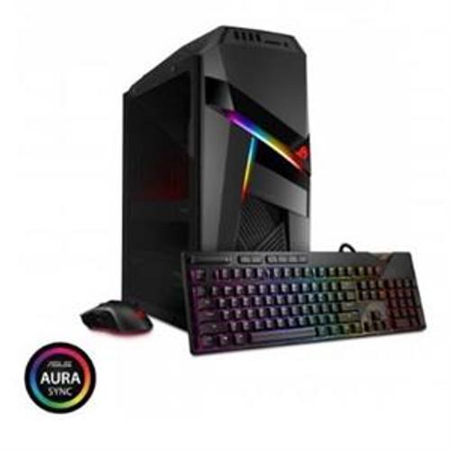 Asus ROG Strix GL12CX-XB991 Gaming Desktop (3.60 GHz Intel Core-i9-9900K, 32 GB DDR4 SDRAM, 1 TB SSD, Windows 10 Pro)