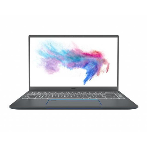 "MSI Prestige 14 A10SC-051 14"" Laptop (1.10 GHz Intel Core-i7-10710U, 16 GB DDR4 SDRAM, 512 GB SSD, Windows 10 Pro)"
