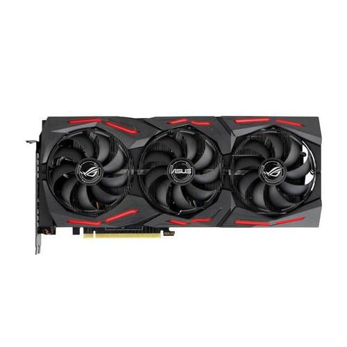 Asus ROG Strix Radeon RTX 2080 90YV0DH1-MTAA00 SUPER Graphic Card - 8 GB GDDR6
