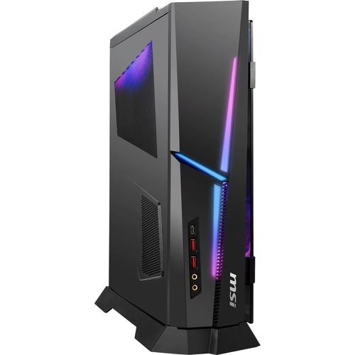 MSI Trident X Trident X Plus 9SD-462US Gaming Desktop (3.60 GHz Intel Core-i9-9900KF, 16 GB DDR4 SDRAM, 512 GB SSD, Windows 10 Pro)