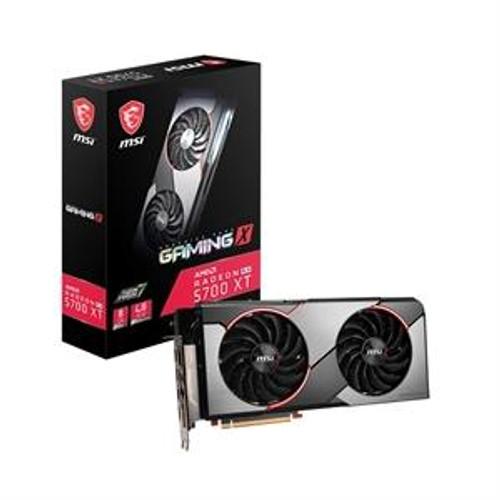 MSI RADEON RX 5700 XT GAMING X Radeon RX 5700 XT Graphic Card - 8 GB GDDR6