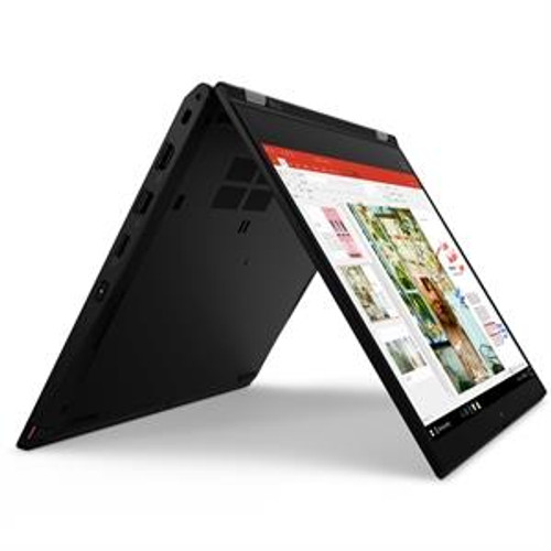 "Lenovo ThinkPad L13 Yoga 20R5000MUS 13.3"" Touchscreen 2 in 1 Laptop (2.10 GHz Intel Core-i3-10110U, 4 GB DDR4 SDRAM, 128 GB SSD, Windows 10 Pro)"