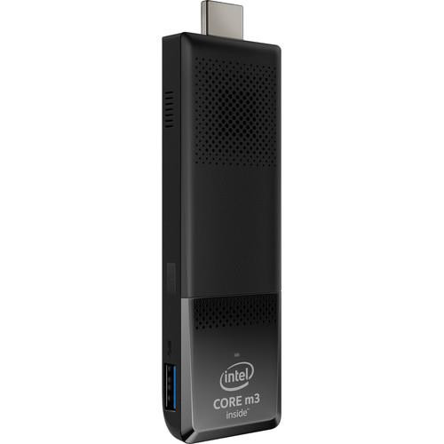 Intel Compute Stick STK2m364CC (900 MHz Intel M3-6Y30, 4 GB DDR3 Memory, 64 GB Flash Memory, No OS)