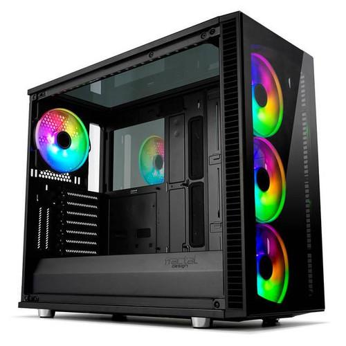 Fractal Design Define S2 FD-CA-DEF-S2V-RGB-BKO-TGD Vision RGB Computer Case