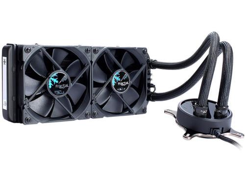 Fractal Design FD-WCU-CELSIUS-S24-BKO Celsius S24 Cooling Fan/Radiator/Pump