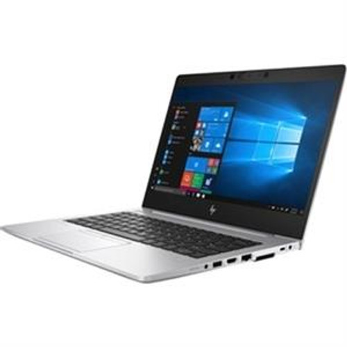 "HP EliteBook 735 G6 13.3"" 7RR53UT#ABA Touchscreen Laptop (2.30 GHz AMD Ryzen-7-3700U, 8 GB DDR4 SDRAM, 256 GB SSD, Windows 10 Pro)"
