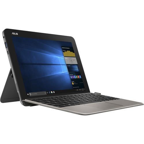 "Asus Transformer Mini T103HA-D4-GR 10.1"" Touchscreen 2 in 1 Laptop (1.44 GHz Intel Atom x5-Z8350, 4 GB DDR3 SDRAM, 128 GB Flash Memory, Windows 10 Home)"
