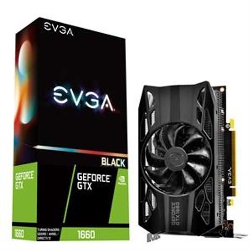 EVGA GeForce GTX 1660 06G-P4-1160-KR Graphic Card - 6 GB GDDR5