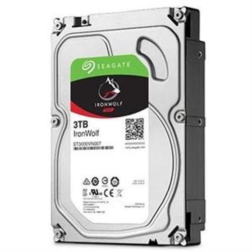 """Seagate IronWolf ST3000VN007 3 TB Hard Drive - 3.5"""" Internal - SATA (SATA/600)"""