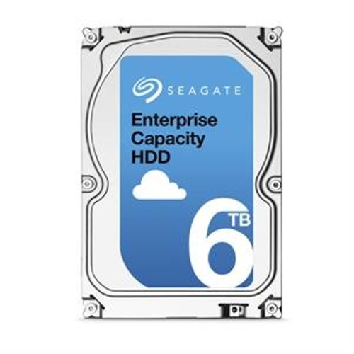 "Seagate ST6000NM0115 6 TB Hard Drive - 3.5"" Internal"