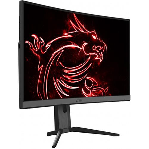 "MSI Optix MAG272CQR 27"" WQHD Curved Screen LED Gaming LCD Monitor - 16:9"