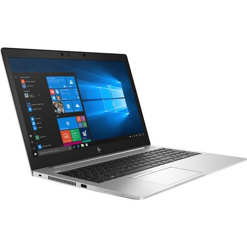"HP EliteBook 850 G6 7KK07UT#ABA 15.6"" Laptop (1.80 GHz Intel Core-i7-8565U, 8 GB DDR4 SDRAM, 256 GB SSD, Windows 10 Pro)"