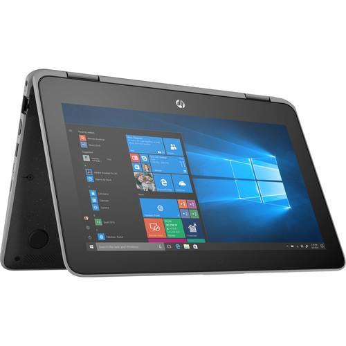 "HP ProBook x360 11 G4 EE 6SM43UT#ABA 11.6"" Touchscreen 2 in 1 Laptop (1.30 GHz Intel Core-i5-8200Y, 8 GB DDR4 SDRAM, 256 GB SSD, Windows 10 Pro)"