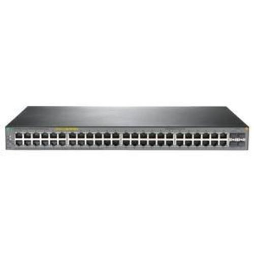 HPE Aruba OfficeConnect 1920S 48G 4SFP PPoE+ 370W JL386A#ABA Switch
