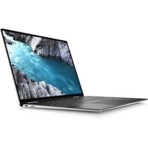 "Dell XPS 13 7390 13.3"" Touchscreen Laptop (1.10 GHz Intel Core-i7-10710U, 8 GB DDR4 SDRAM - 256 GB SSD, Windows 10 Pro)"