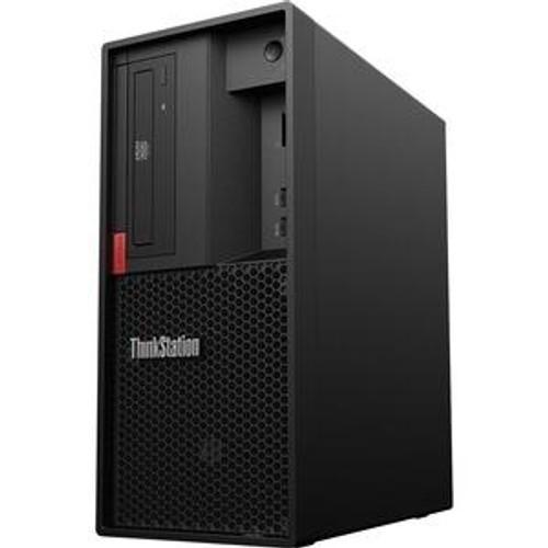Lenovo ThinkStation P330 30CY001JUS Workstation Desktop (3.50 GHz Intel Xeon E-2224G, 16 GB DDR4 SDRAM, 512 GB SSD, Windows 10 Pro)