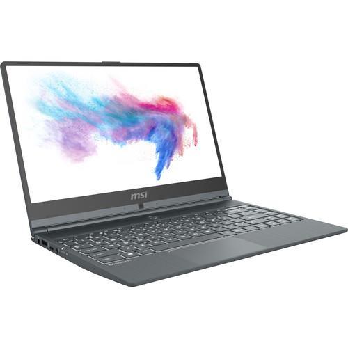 "MSI Modern 14 A10RAS-884 14"" Gaming Laptop (1.60 GHz Intel Core-i5-10210U, 8 GB DDR4 SDRAM, 512 GB SSD, Windows 10 Home)"