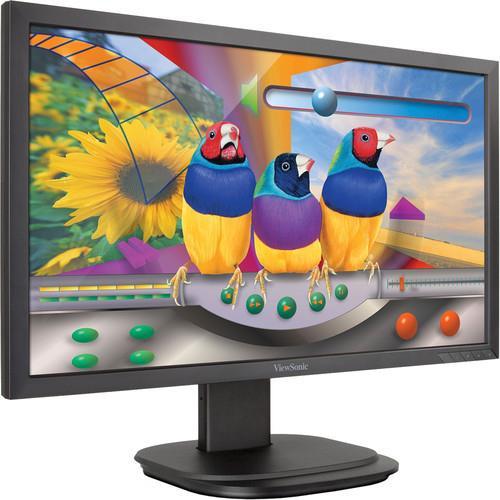 "Viewsonic VG2239Smh 22"" Full HD LED LCD Monitor - 16:9 - Black"