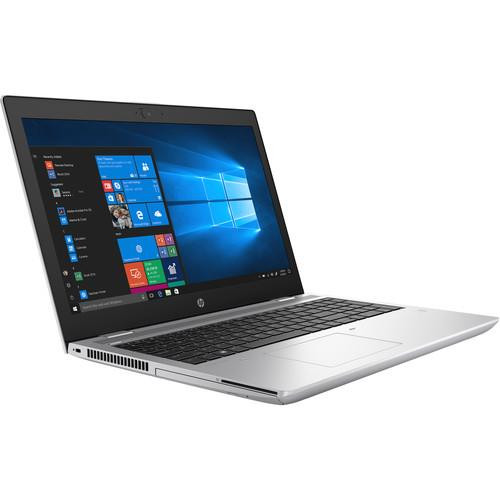 "HP ProBook 650 G5 7KW37UT#ABA 15.6"" Laptop (1.60 GHz Intel Core-i5-8365U, 8 GB DDR4 SDRAM, 16 GB Optane Memory, 256 GB SSD, Windows 10 Pro)"