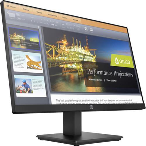"HP P244 23.8"" Full 5QG35A8#ABA HD LED LCD Monitor - 16:9"